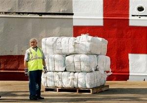 Самолет российского МЧС доставит в Сирию почти 40 тонн гуманитарной помощи