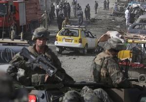 Словакия намерена увеличить воинский контингент в Афганистане