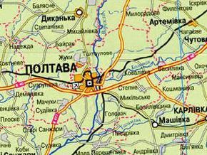 В Полтавской области сгорело несколько сотен тонн прессованной соломы и сена