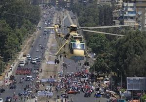 США и ЕС призывают Египет выйти из  опасного тупика