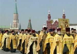 Пресса России: РПЦ провоцирует интерес к скандалам