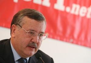 Гриценко не подпишет Кодекс честных выборов