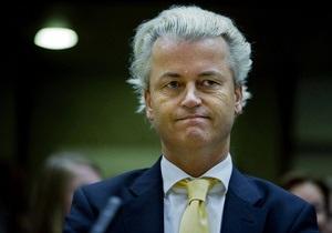 Суд Амстердама оправдал политика, сравнившего ислам с фашизмом