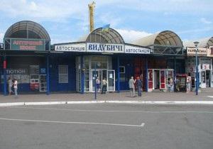 Мэрия прогнозирует открытие новой киевской автостанции Выдубичи в июне 2012