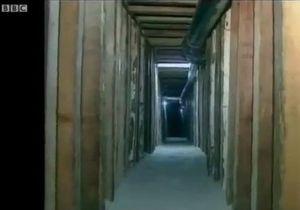 Під кордоном США та Мексики виявили тунель наркоторгівців