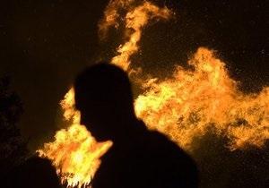 На российской чулочной фабрике произошел пожар: два человека погибли