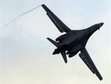 Американский бомбардировщик разбился недалеко от столицы Катара