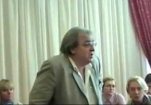 Донецкая журналистка не смогла доказать в суде, что слово чмо является оскорбительным