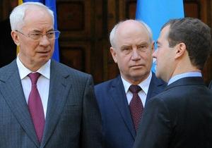 Азаров: До конца года Янукович с рабочим визитом посетит Россию