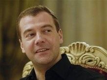 Дмитрий Медведев стал президентом России (обновлено)