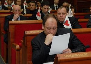 Ъ: Восемь депутатов исключены из фракции БЮТ в Киевсовете
