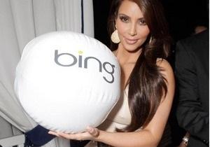Поисковик Bing подвел поисковые итоги года