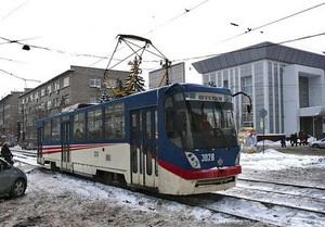 Власти Киева намерены купить восемь трамваев