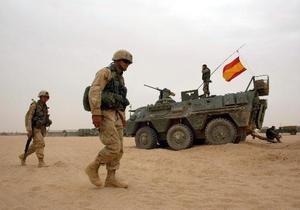 Испания дополнительно направит в Афганистан 500 военнослужащих