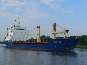 Российские спутники участвуют в поисках судна Arctic Sea