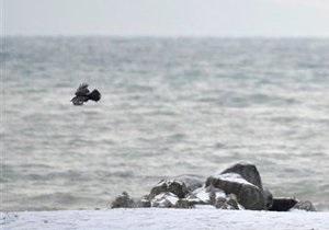 В Каховском водохранилище утонул мужчина