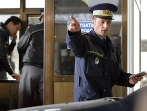 Молдова введет визовый режим с Румынией 9 апреля