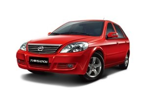 Богдан будет продавать в Украине китайские автомобили Lifan