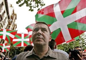 Лидер политического крыла ETA приговорен к 10 годам тюрьмы
