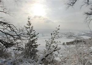 Непогода в Украине задержала полсотни поездов