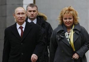 Пресса Британии: загадка исчезнувшей Людмилы Путиной