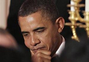 Белый дом объявил о желании Обамы пойти на второй срок