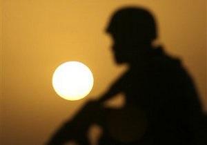 На полигоне в Днепропетровской области во время учений был смертельно ранен лейтенант