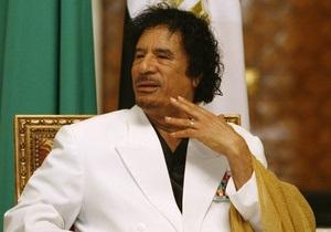Каддафи заявил, что находится в Ливии и ожидает мученической смерти