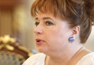Карпачева заявила, что ей предлагали войти в избирательный список Партии регионов