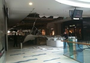 Ъ: Торговый центр SkyMall временно закрыли