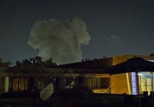 Ливийское ТВ: При бомбардировке Триполи погибли 19 человек