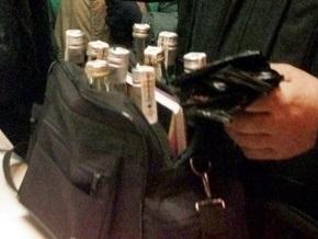 В Тернопольской области налоговики изъяли почти 100 бочек спирта