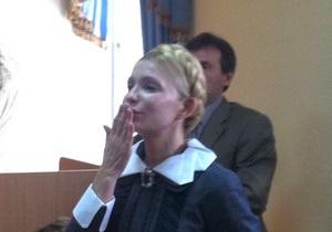 Еврокомиссия обеспокоена предложением прокуроров осудить Тимошенко на семь лет