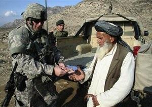 СМИ: США начнут переговоры с талибами