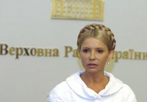 Тимошенко заявила, что Литвин снова сорвал ее встречу с предпринимателями