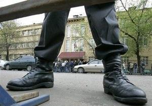 В Харьковской области в связи с суицидом учителя, обвиняемого в педофилии, возбуждено дело