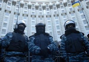 Киевские власти разрешили чернобыльцам проводить акции перед Кабмином