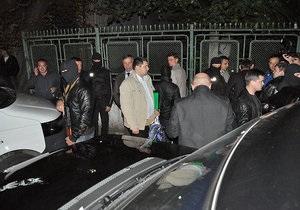 Свобода обжалует в суде действия силовиков во время инцидента в Ивано-Франковске
