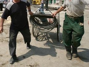 Пилипишин: На территории киевской больницы строят магазин ритуальных услуг