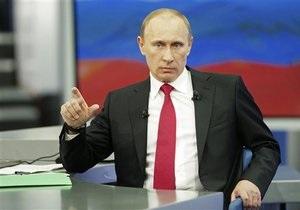 Путин: Победа в Великой Отечественной войне была одержана в основном за счет ресурсов РФ