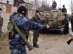 Группа из 30 боевиков обстреляла сотрудников МВД Чечни: один милиционер убит
