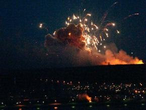 Взрывы на военных складах в Ульяновске: 35 человек пропали без вести, тысячи эвакуированы