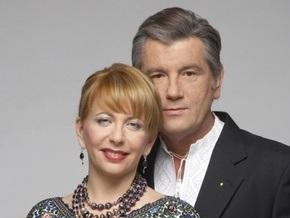 Жена Ющенко заявила ему, что снова беременна