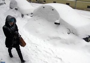 Прогноз погоды: на западе Украины ожидается до 15 градусов мороза