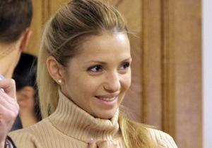 Дочь Тимошенко надеется, что Путин поможет освободить ее мать