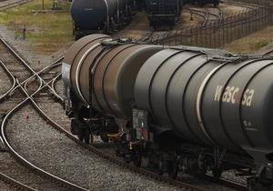 В Германии сошел с рельсов поезд с химикатами