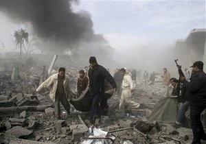 Израиль наказал виновных в применении белого фосфора в секторе Газа