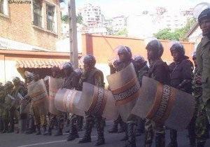 На Мадагаскаре предотвращена попытка переворота. Арестованы офицеры армии
