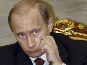 Путин: Российский бюджет недополучит треть доходов