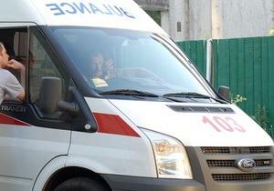 В Крыму жительница Москвы пострадала в ДТП